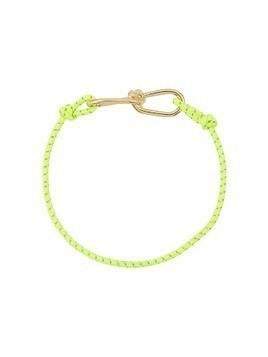 Annelise Michelson Small Wire Cord Bracelet - Yellow