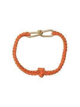 Annelise Michelson Small Wire Cord Bracelet - Orange