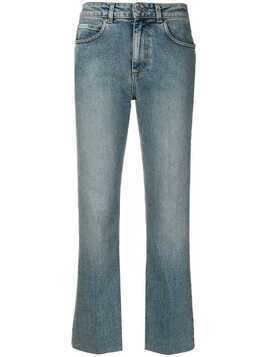 Alexa Chung straight fit jeans - Blue