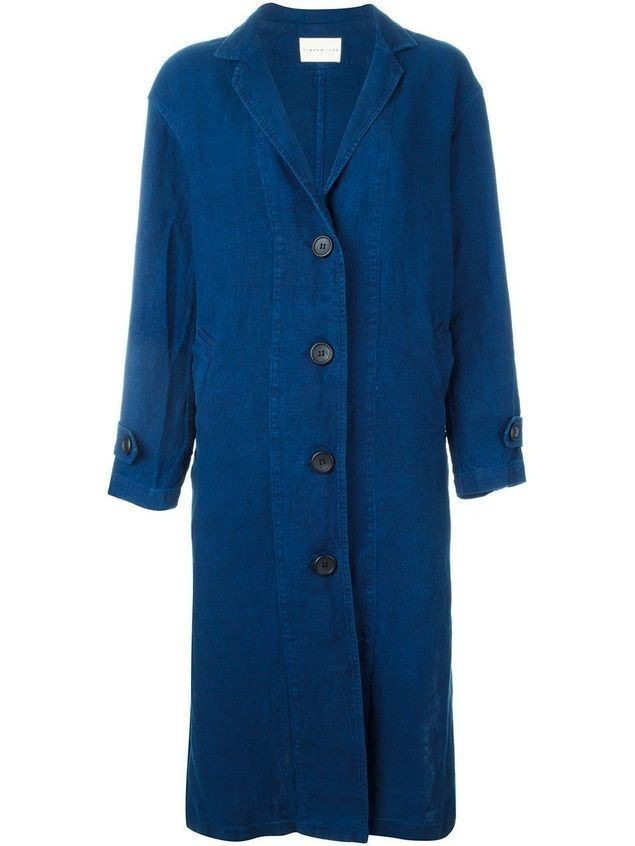 Simon Miller 'Tula' coat - Blue