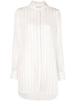 Brock Collection striped shirt - White