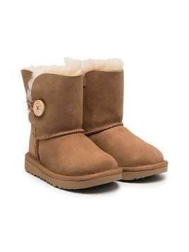 UGG Kids Bailey Button II boots - Brown