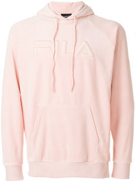 Fila hoodie with logo - Pink & Purple