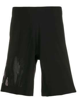 adidas gym shorts - Black