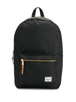 Herschel Supply Co. Settlement logo patch backpack - Black