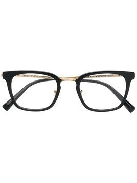 Bolon bold frame glasses - Black