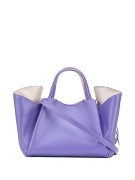 Giaquinto Holly tote bag - PURPLE