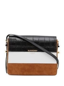 Burberry large Grace crossbody bag - Brown