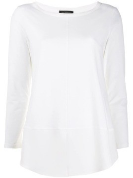 Antonelli relaxed knit shirt - White