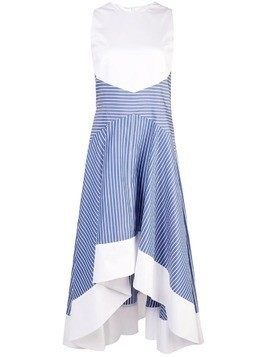Kimora Lee Simmons Erin striped shirt dress - Blue