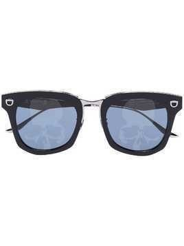 Mastermind Japan skull sunglasses - Black