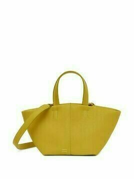 Mansur Gavriel mini Tulipano bag - Yellow