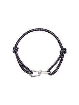 Annelise Michelson wire cord bracelet - Purple