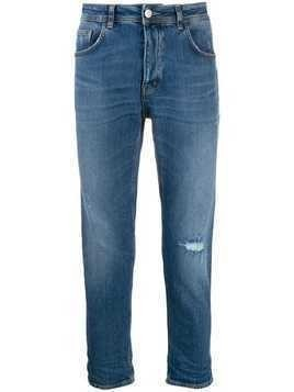 Haikure straight leg denim jeans - Blue