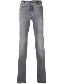 Closed faded slim fit jeans - Grey