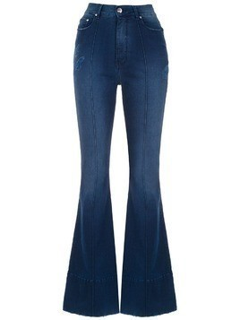 Amapô Kansas flared jeans - Blue