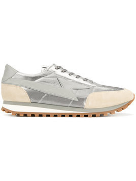 Marc Jacobs lightning bolt sneakers - Grey