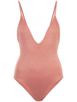 Morgan Lane Ashton one-piece swimsuit - Nude & Neutrals