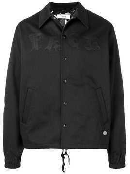 Facetasm x Dickies boxy fit shirt jacket - Black