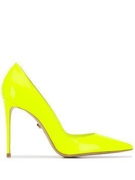 Le Silla Fluo Giallo pumps - Yellow