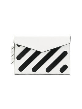 Off-White Diag wallet