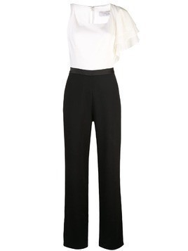 Kimora Lee Simmons Eugena jumpsuit - Black