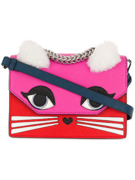 Karl Lagerfeld Klassic Fun mini handbag - Multicolour