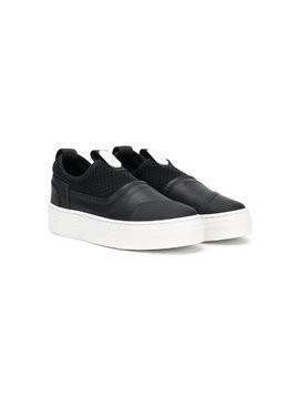 Bruno Bordese Next Generation slip-on sneakers - Black