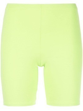 CALLIPYGIAN cycling shorts - Green