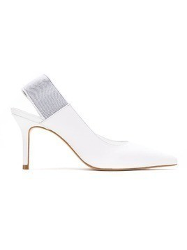 Studio Chofakian stiletto heel pumps - White