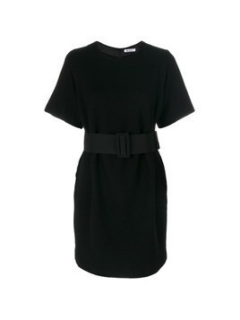 Dondup belted dress - Black