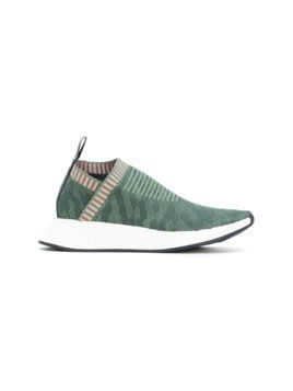 Adidas Adidas Originals NMD_CS2 Primeknit sneakers - Green
