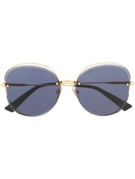 Bolon oversized frame sunglasses - Black