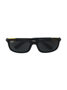 Ray Ban Junior rectangular sunglasses - Black