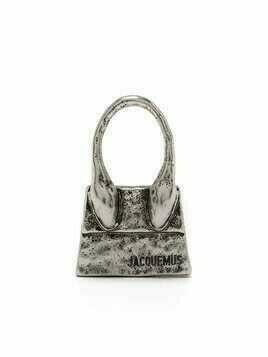 Jacquemus Le Chiquito bag single earring - SILVER