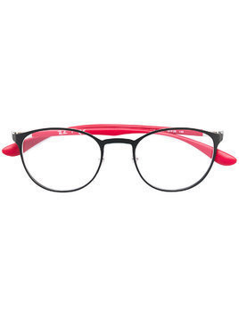 Ray-Ban round shaped glasses - Red