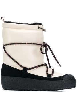 Bally Candye snow boots - White