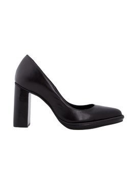 Studio Chofakian leather pumps - Black