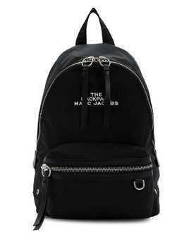Marc Jacobs two-way zip fastening backpack - Black
