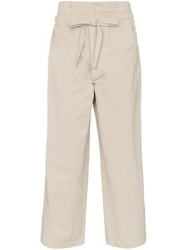 JW Anderson high-waist trousers - Neutrals