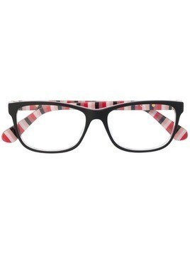 Kate Spade rectangular glasses - Black