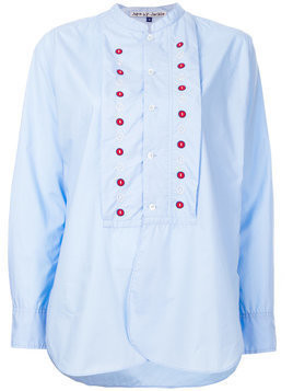 Jupe By Jackie Battle shirt - Blue