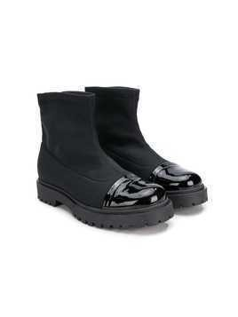 Florens slip-on boots - Black