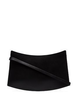 Aesther Ekme Accordion clutch bag - Black