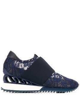 Le Silla College sneakers - Blue