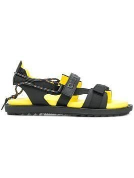 Diesel SA-Berlin sandals - Black