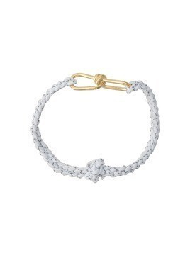 Annelise Michelson Small Wire Cord Bracelet - White
