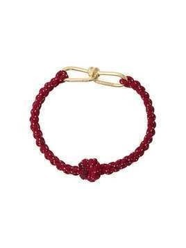 Annelise Michelson Small Wire Cord Bracelet - Red