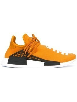 adidas Adidas Originals x Pharrell Williams 'HU Race NMD' sneakers - ORANGE