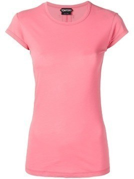 Tom Ford round neck T-shirt - Pink